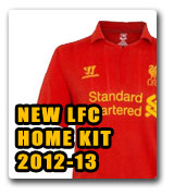 Official LFC Home Kit 2012/13