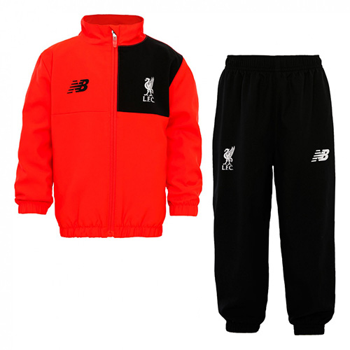 LFC Infants Player Presentation Tracksuit 16/17